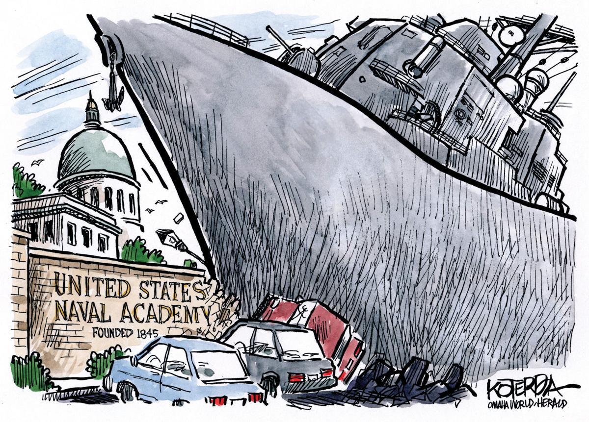 Navy cartoon