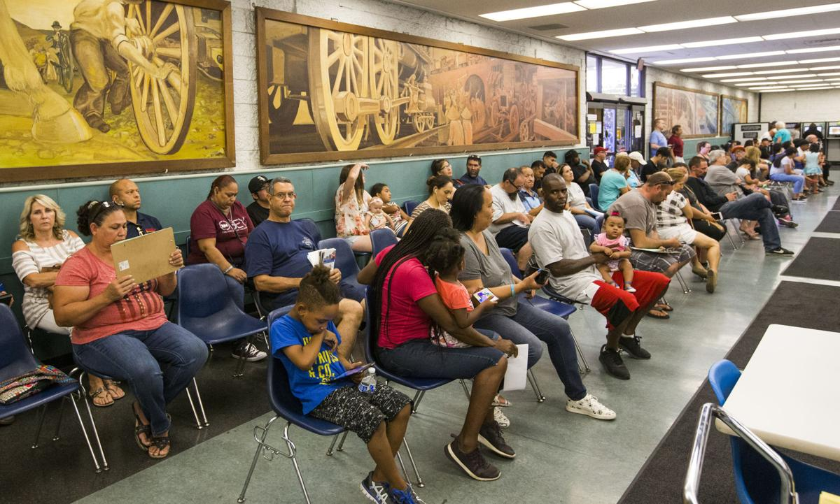 DMV dread: Long waits locally and across much of the state