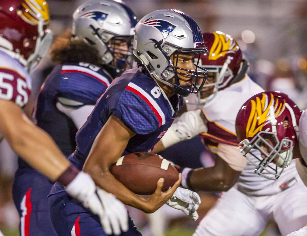 LIVE BLOG: HS football updates from Liberty at Ridgeview and around Kern County