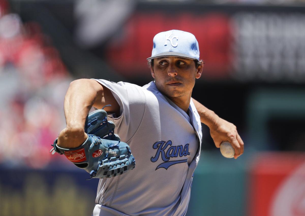 Royals Angels Baseball