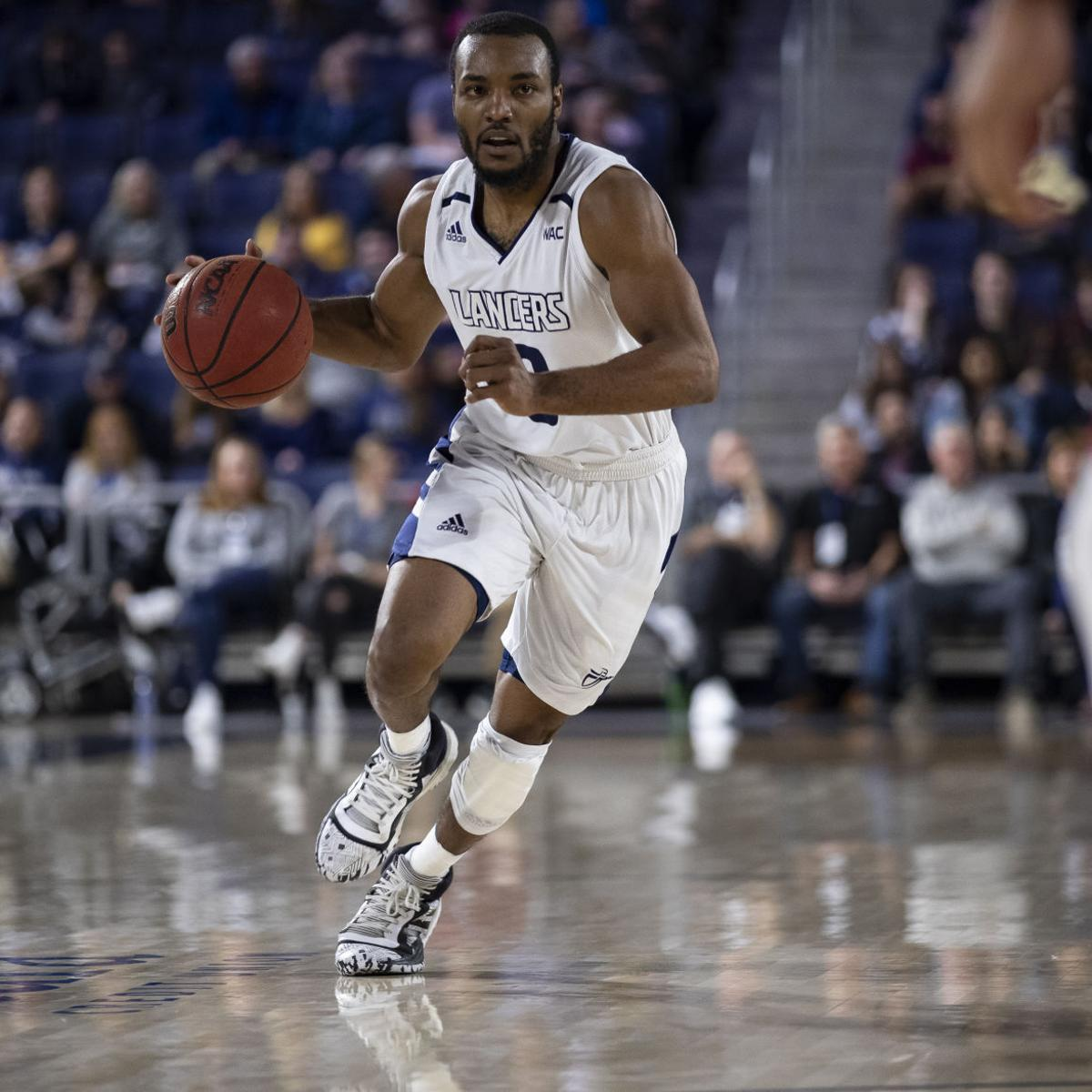 Csub Looks To Contain Bakersfield Native Acquaah Lancers College Bakersfield Com