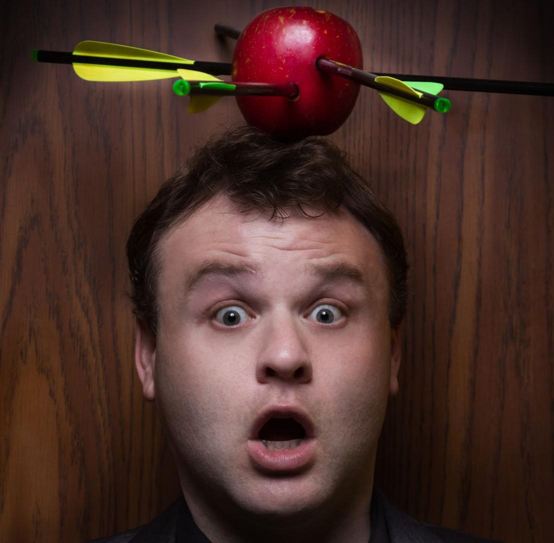 Comedian Frank Caliendo is a character all his own