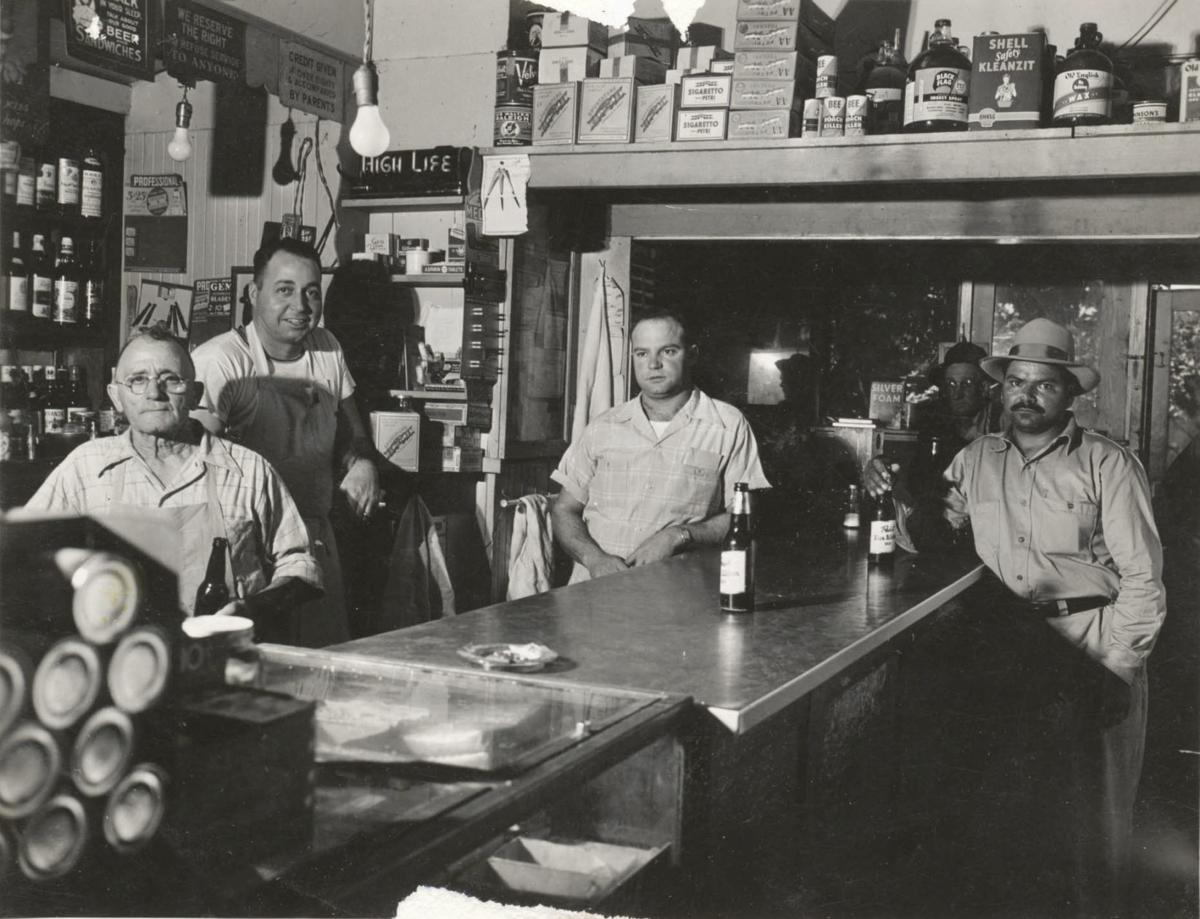 8-Lunch counter in back of Grocery - precursor to Luigi's.jpg