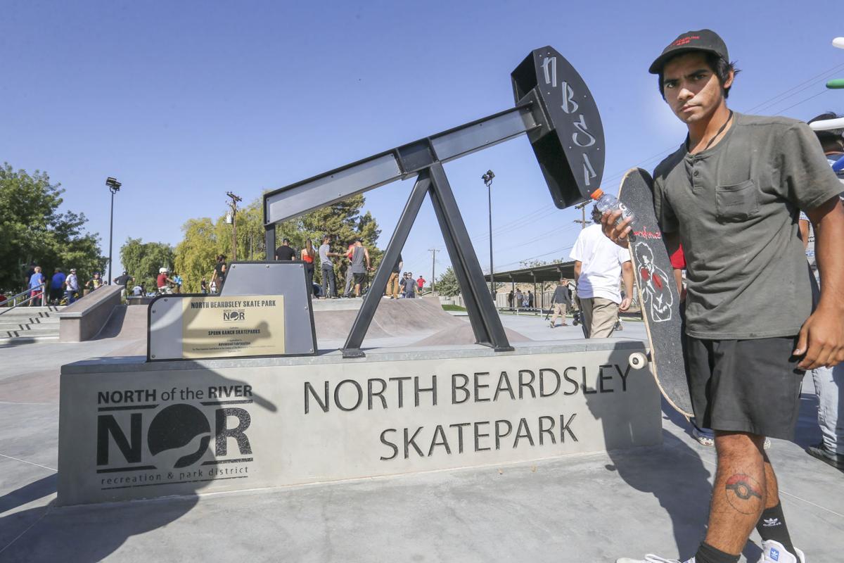 Photo Gallery North Beardsley Skate Park Opens Multimedia