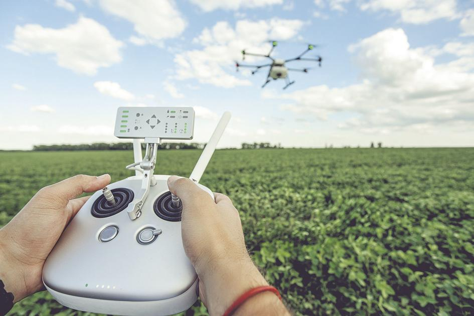 Technology and farming: When the two worlds collide