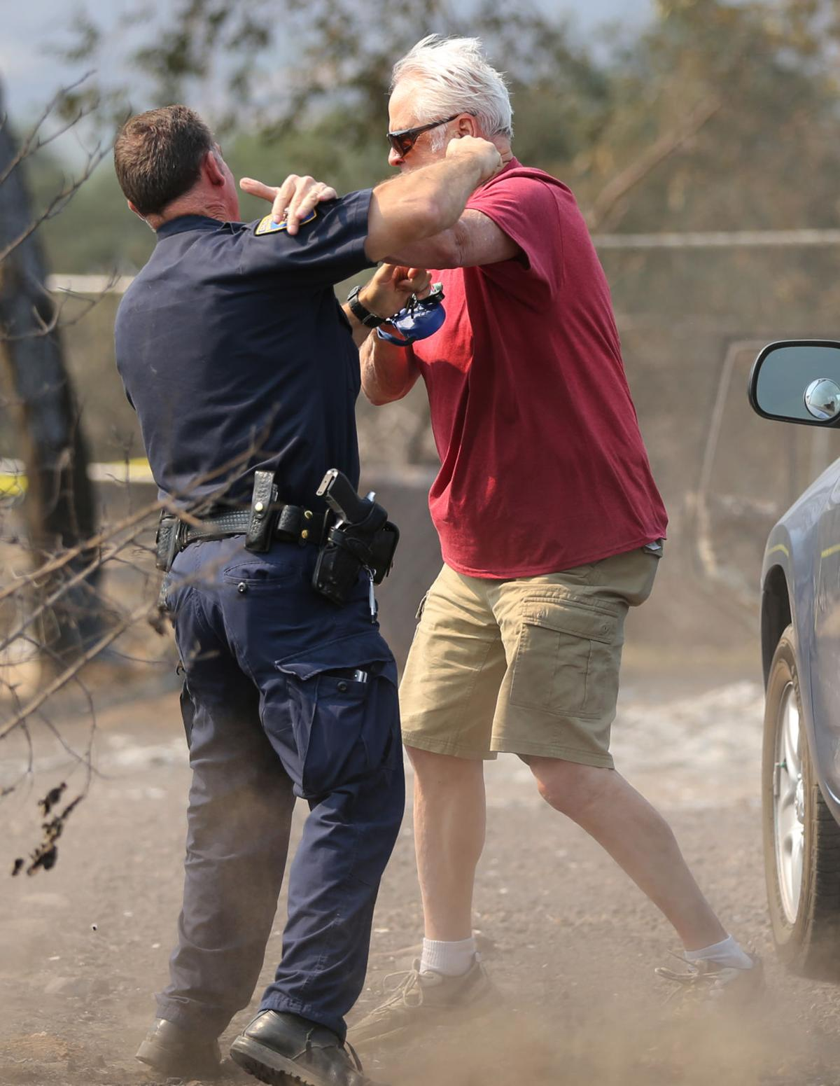 fire arrest