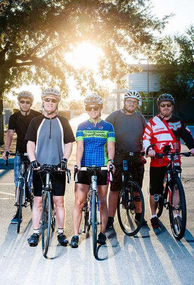 Cycling Lab Rats