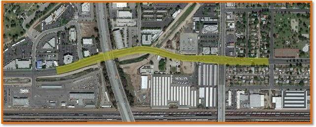 Truxtun Avenue plan