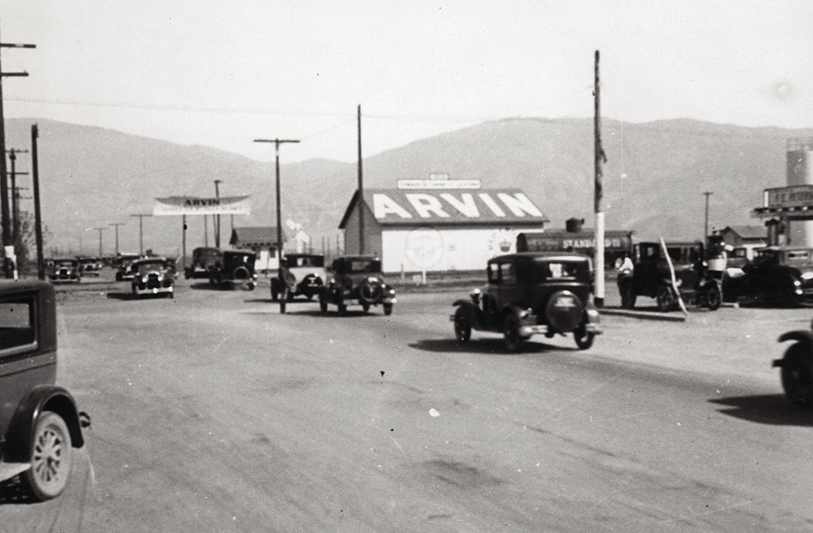 Arvin 1920s 150th