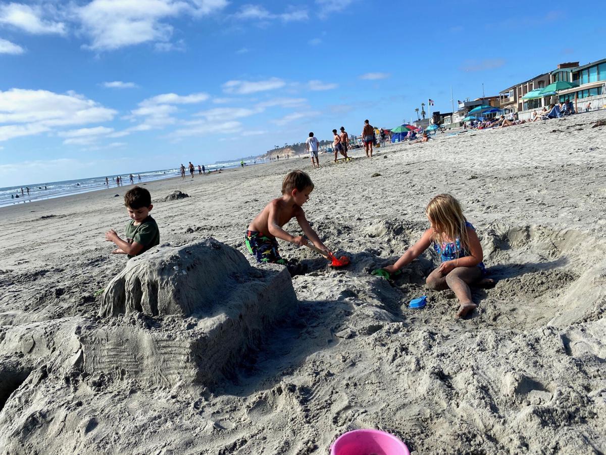 Herb Benham-1 sandcastle