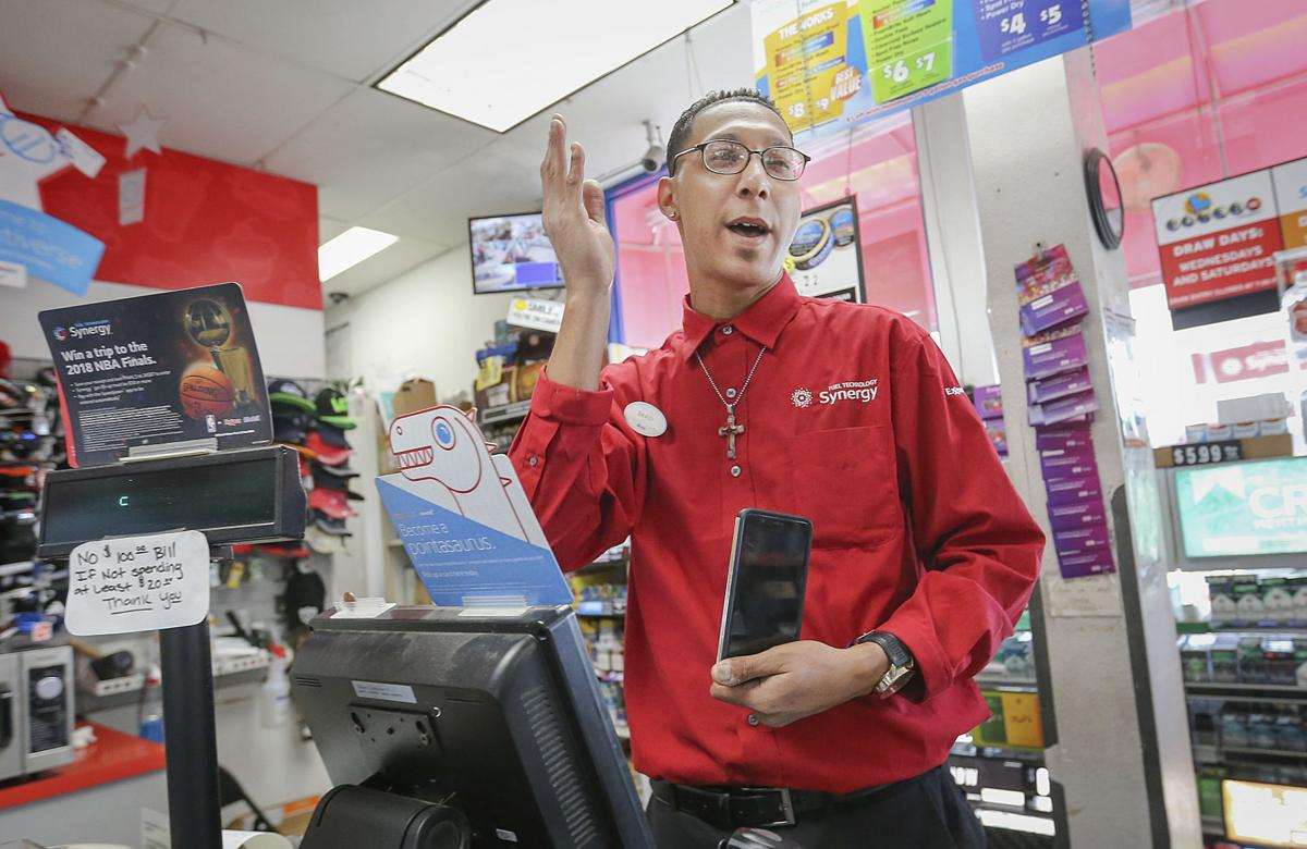 Lucky' stores are the real winners when lottery fever hits