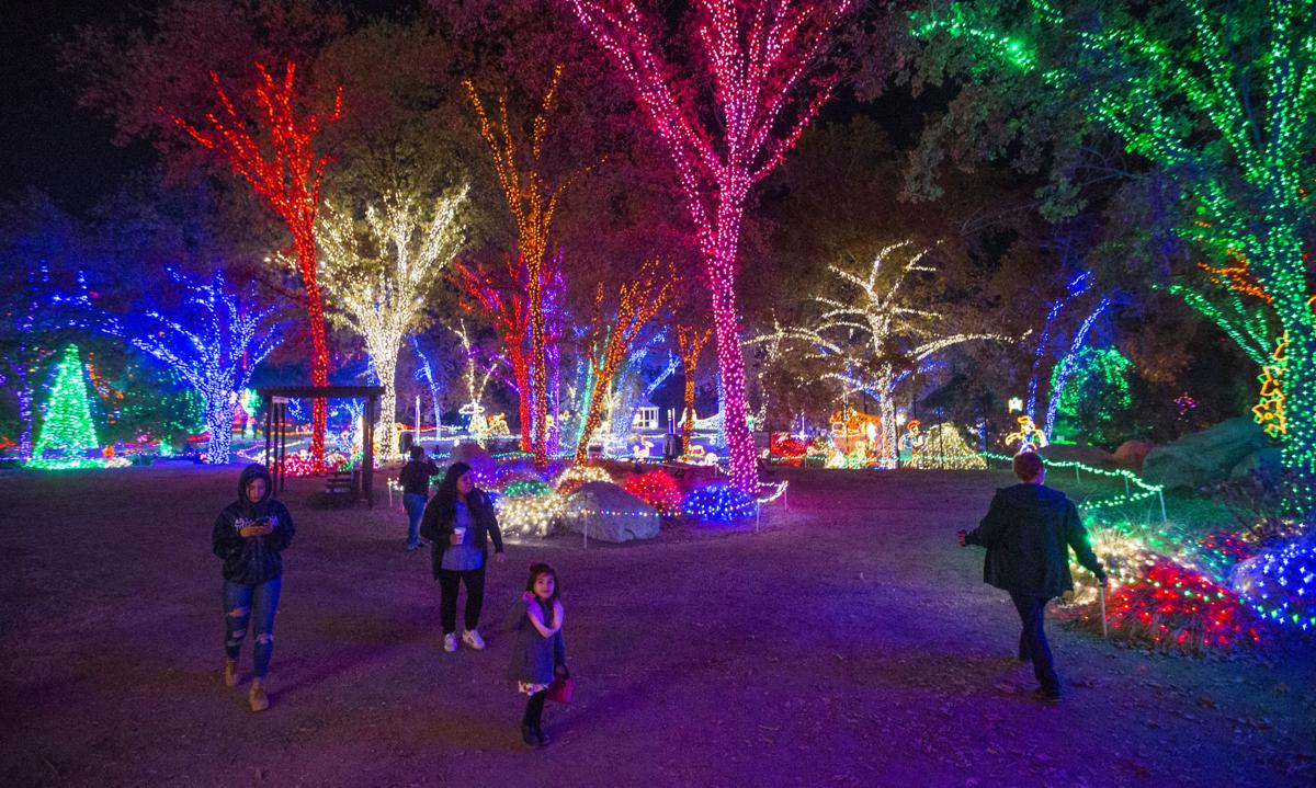 this week is anything but ho ho humdrum with these events entertainment bakersfieldcom - Bakersfield Christmas Town