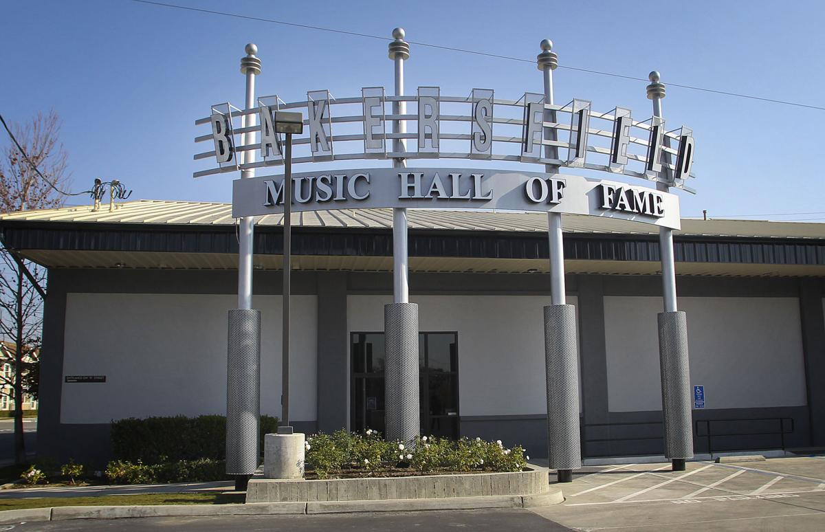 Bakersfield Music Hall Of Fame