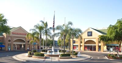 Labor Day Brings Sidewalk Savings to Tulare Outlets