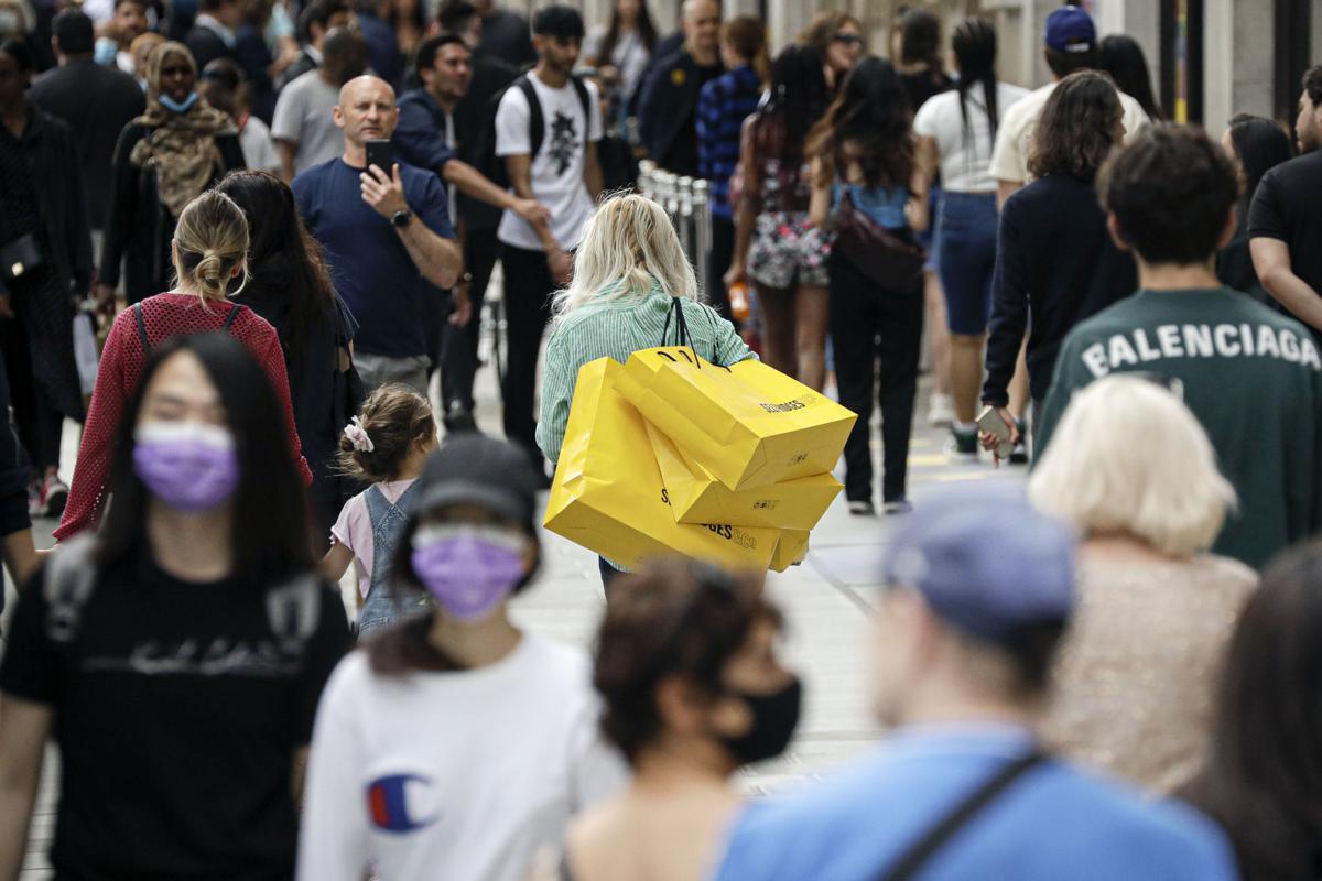 Virus Outbreak Europe Reopens Photo Gallery