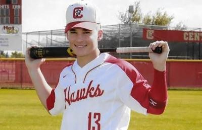 Spencer Jenkins-Centennial baseball
