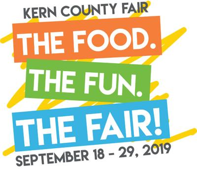 Kern County Fair 2019 logo