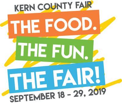 Kern County Fair 2019 logo