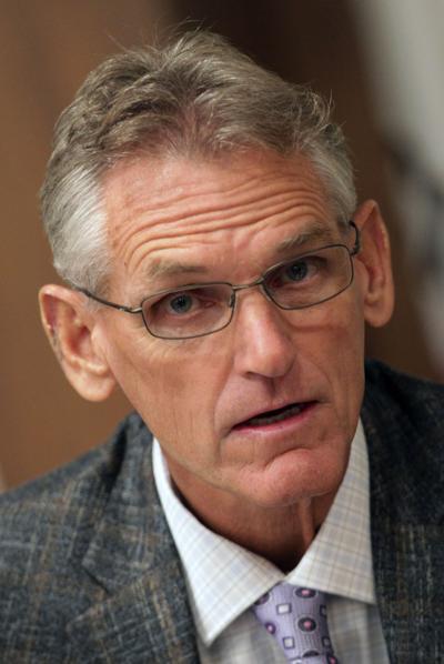 Bakersfield Councilman Bob Smith