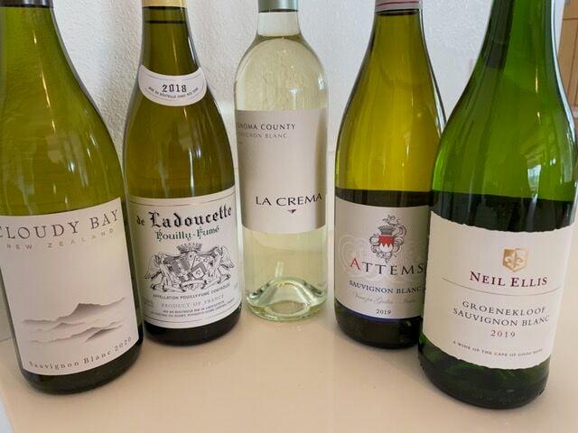 Global Sauvignon Blanc releases