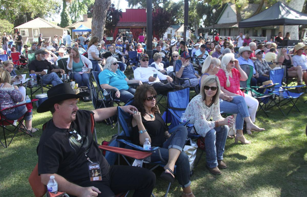 Haggard Boxcar Music Fest draws wide range of boot-scooting fans