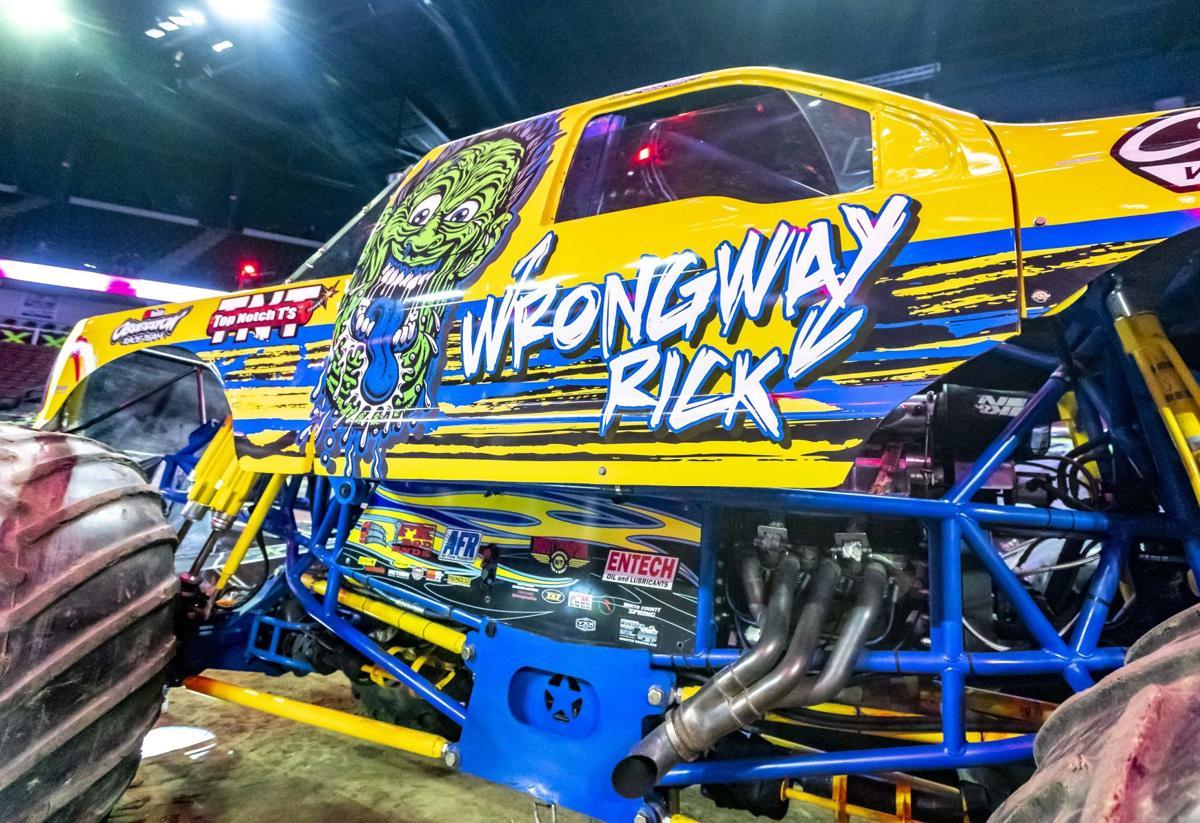 Monster X Tour Truck12