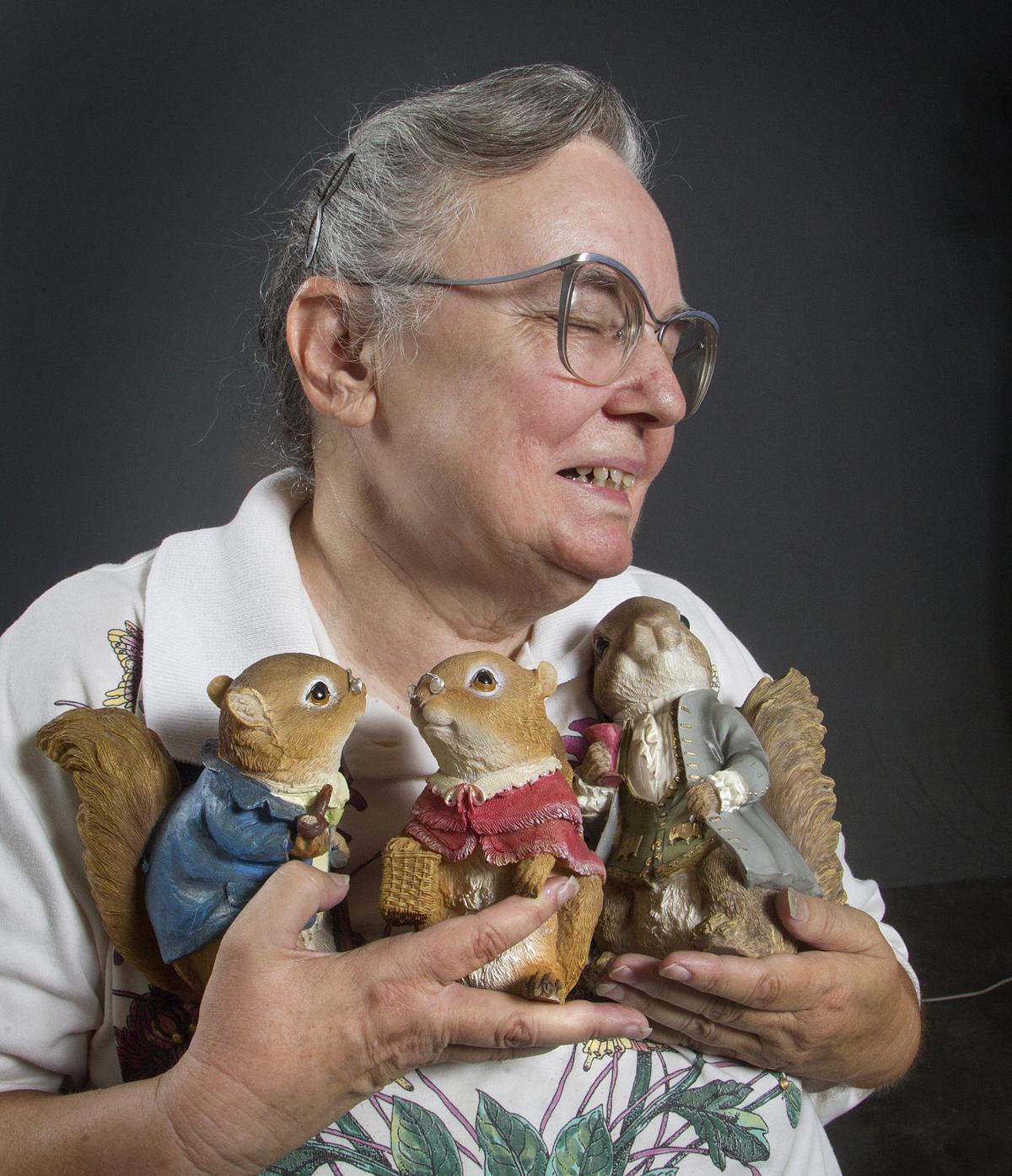 Marty Davis, Collector, Fair Exhibitor