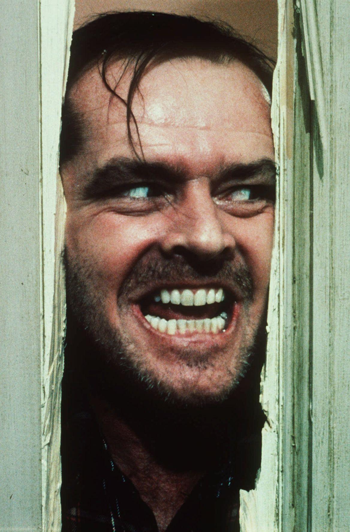 Shining scary movies