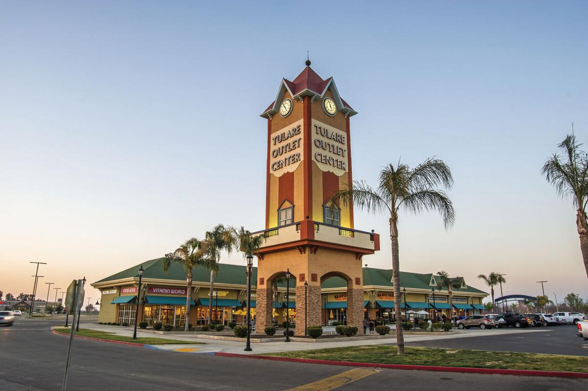 Expresss Factory Outlet Open at Tulare Outlets Today