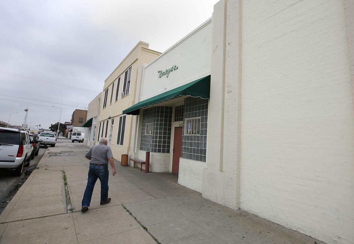 Noriega Dish exterior
