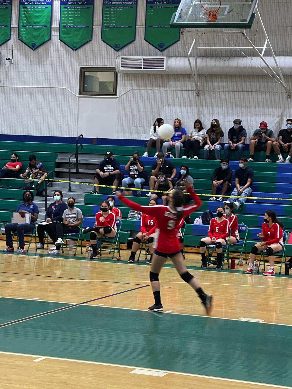 East high volleyball-1