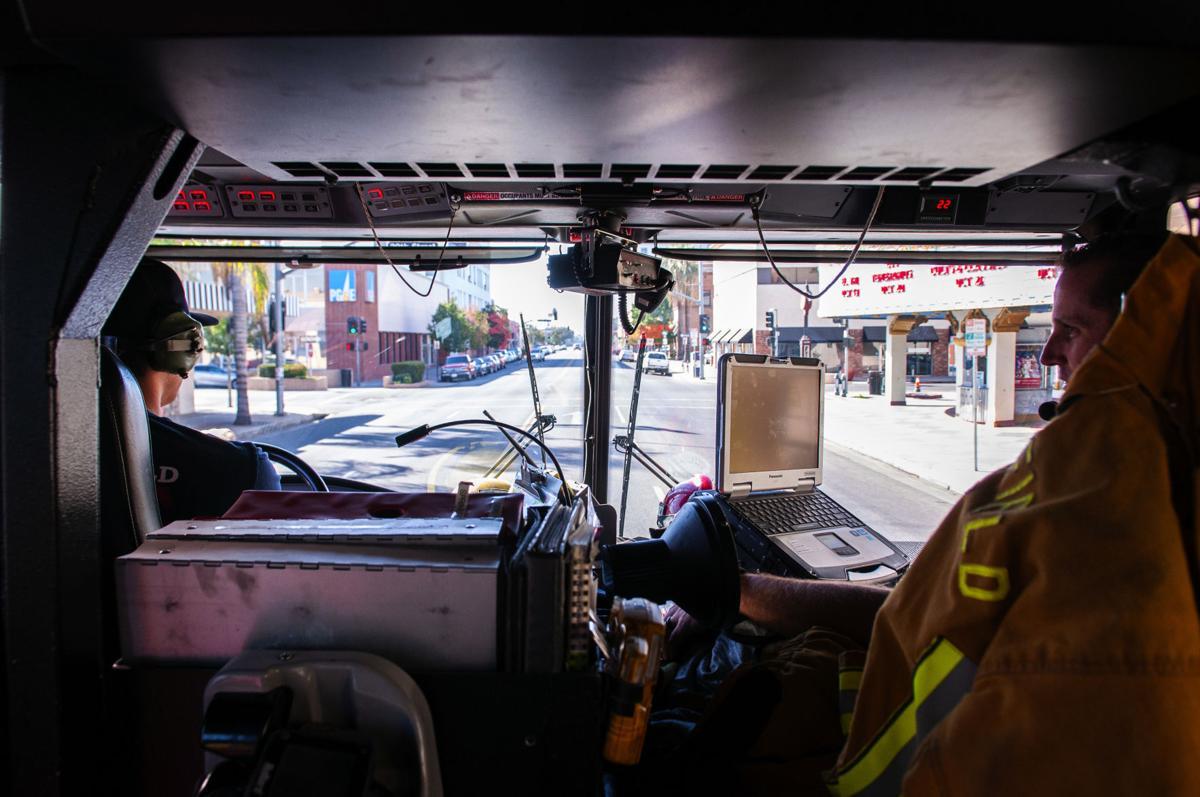 Bakersfield Fire Department Ride-Along
