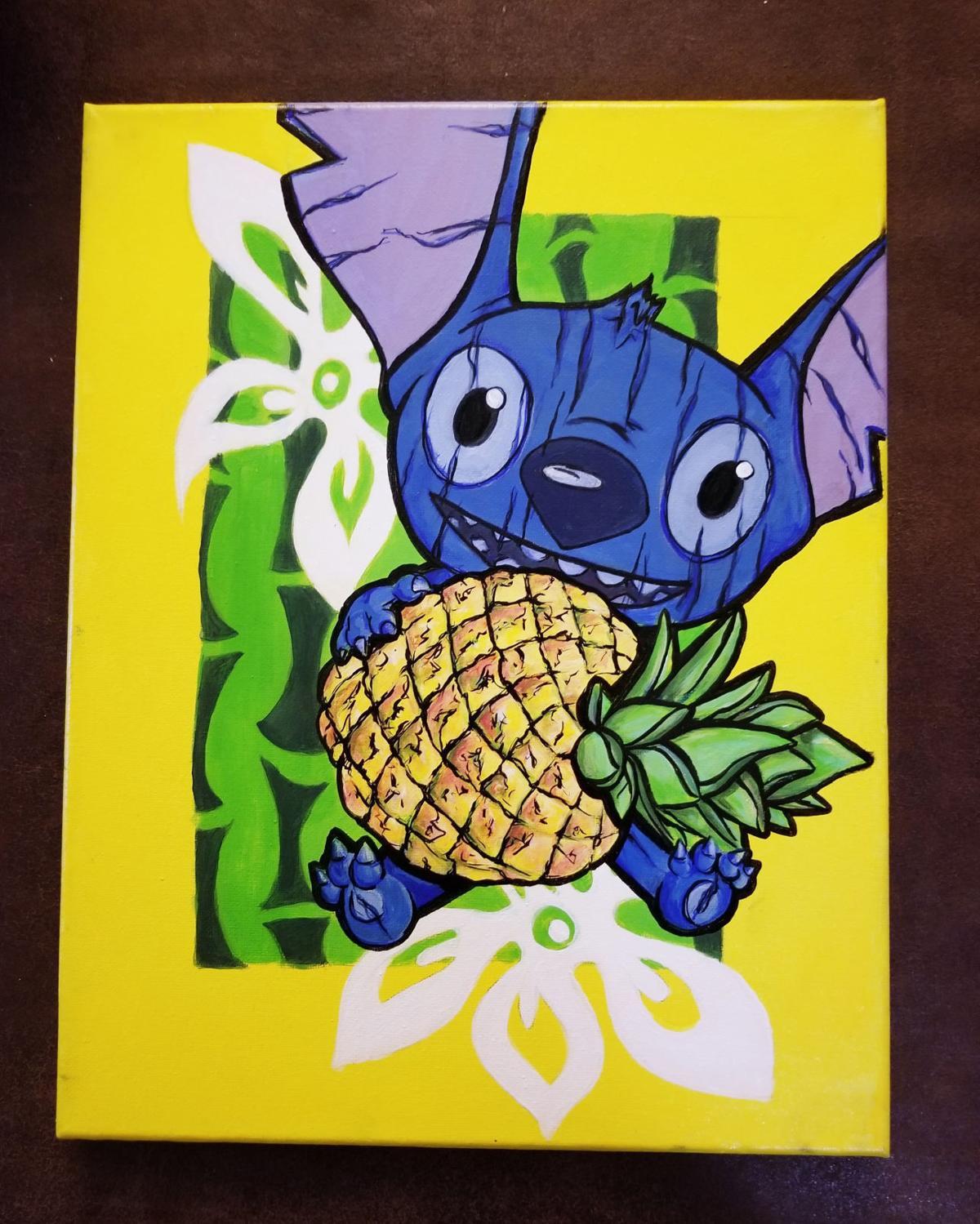 GoodyK Art Styles-Tiki Stitch