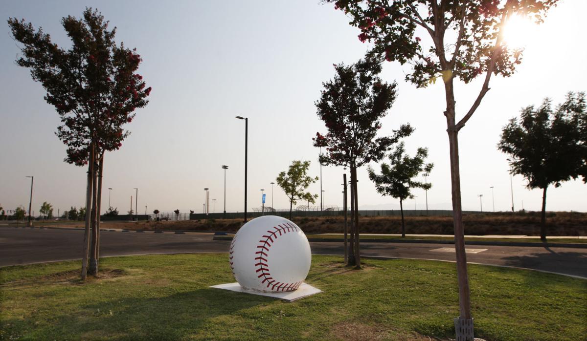 Mesa Marin Sports Complex Dog Park