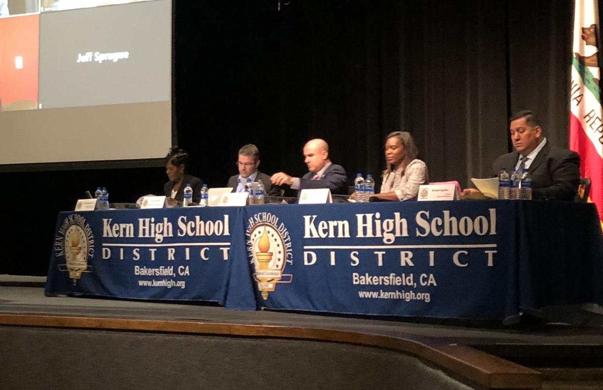 Khsd Forum Highlights Mixed Results Regarding Student Discipline