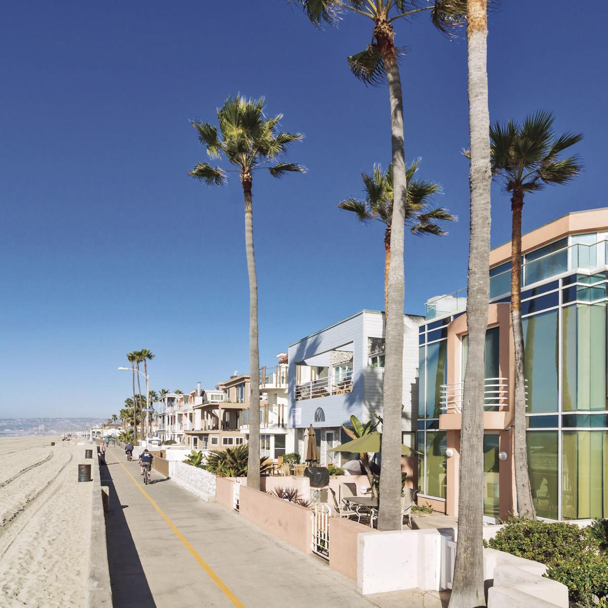 Mission Beach San Go S Clic
