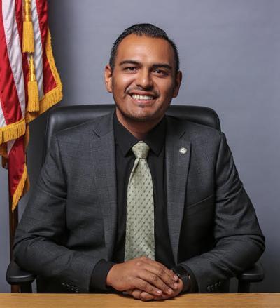 Wasco Mayor Alex Garcia