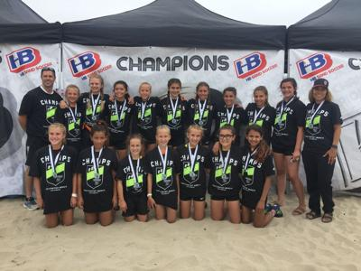 South Valley Thunder places first at sand soccer tournament