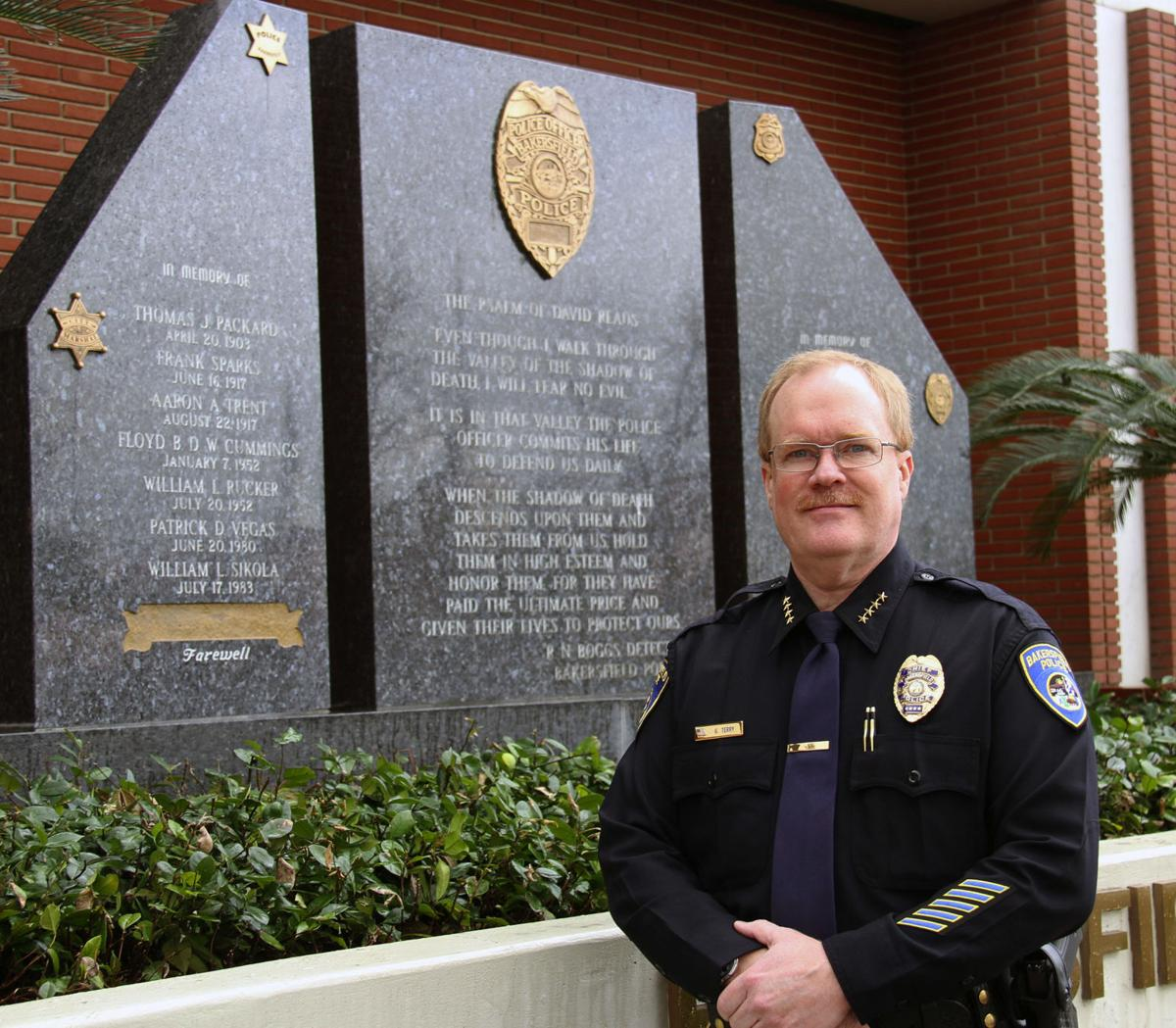 Bakersfield Police Chief Greg Terry-4