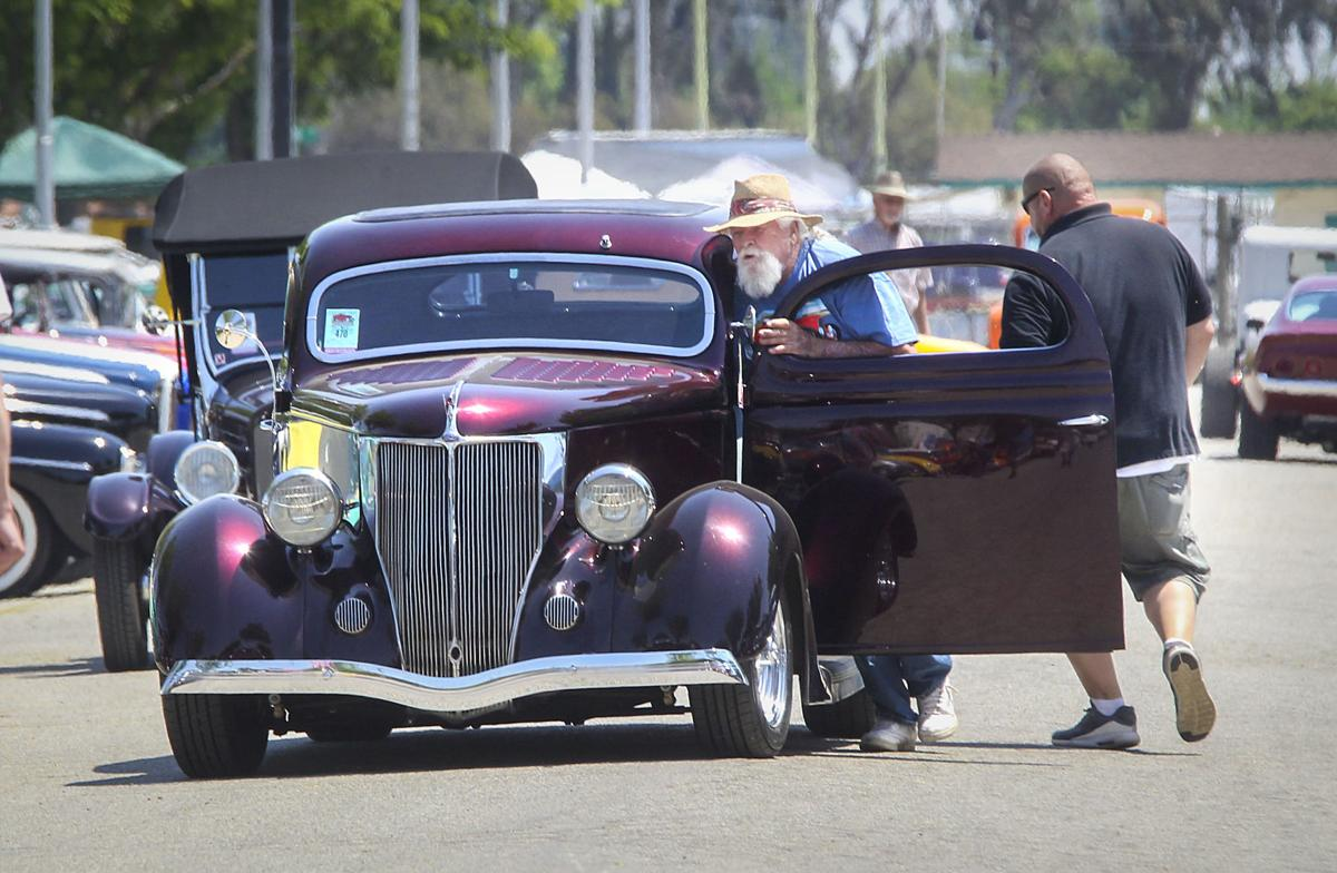 Threeday Street Rod Car Show Is Happening All Weekend At The Kern - Bakersfield car show