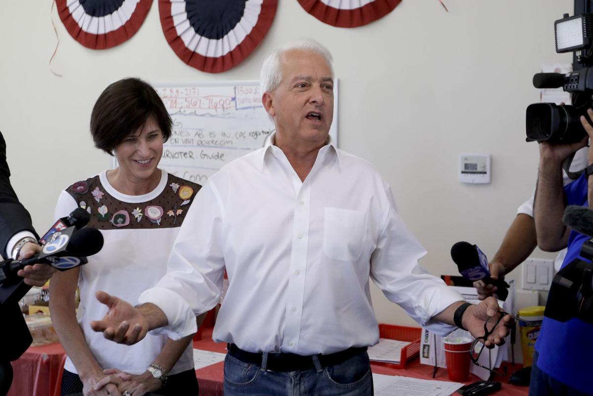 Election 2018 Governor California Cox