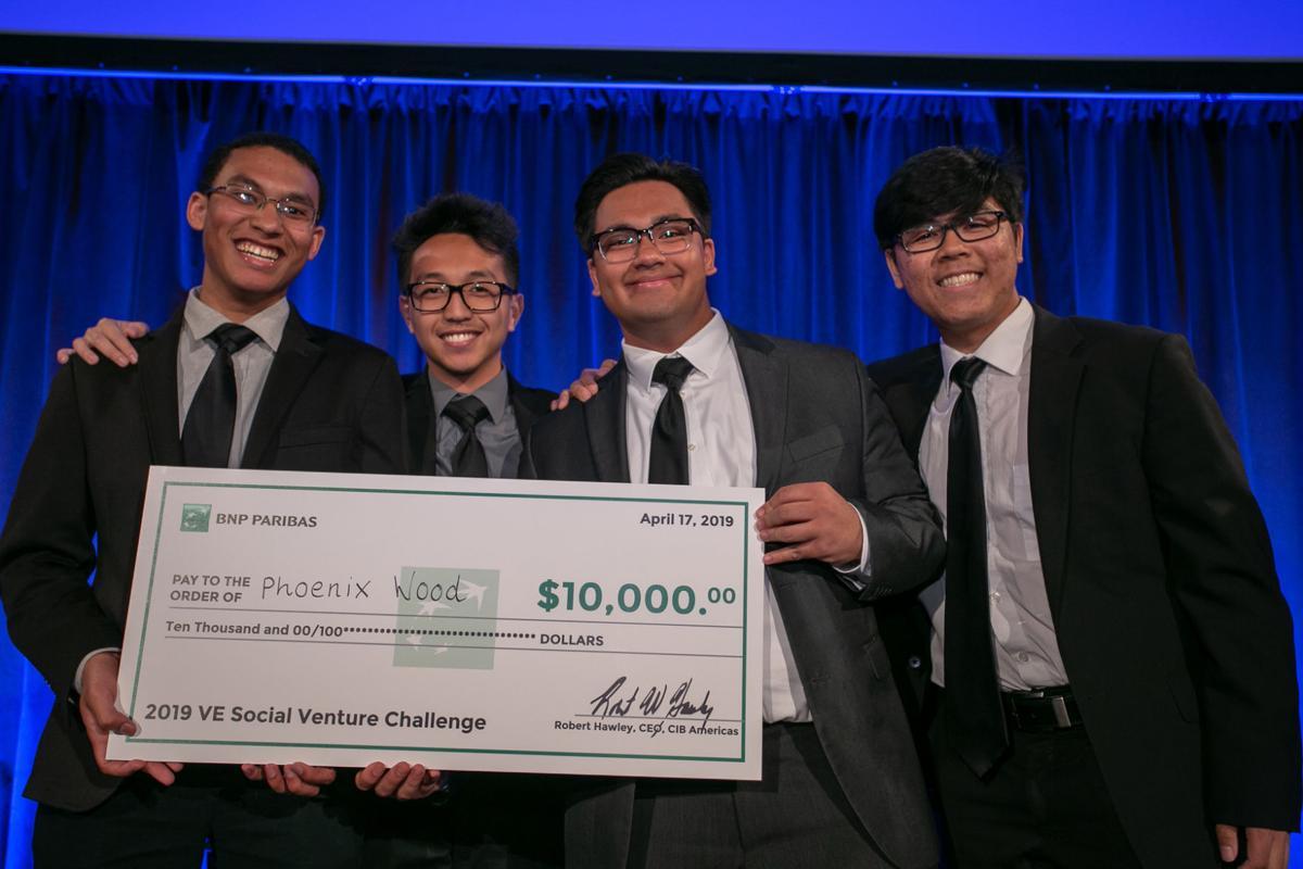 Stockdale HS - Social Venture Challenge Winners 2019