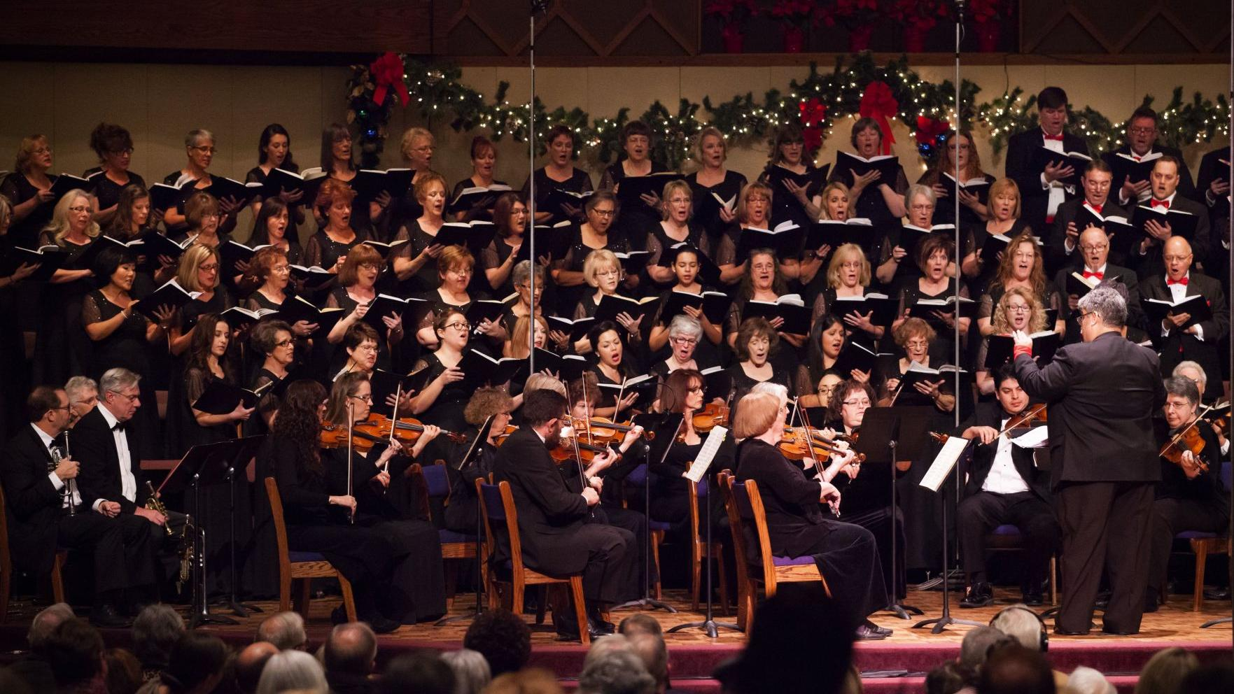 Lutheran Chorale Christmas 2020 Kern County Master Chorale kicks off season with salute to veterans | Music