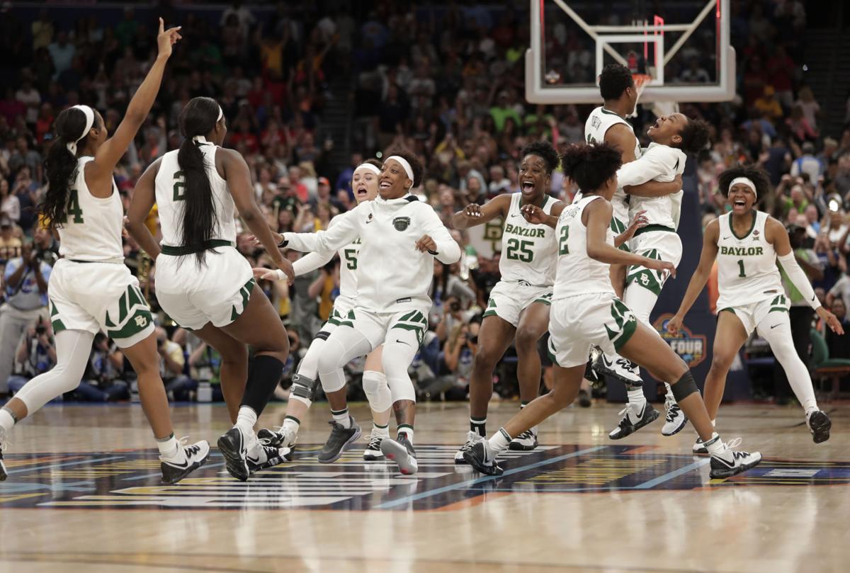 APTOPIX NCAA Championship Notre Dame Baylor Basketball