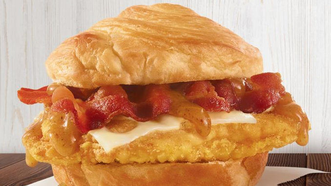 Wendy's maple bacon