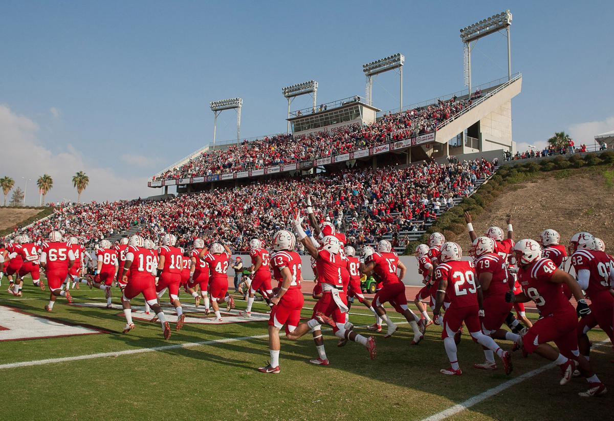 Motor City Bakersfield >> BC's Memorial Stadium host to many memorable moments
