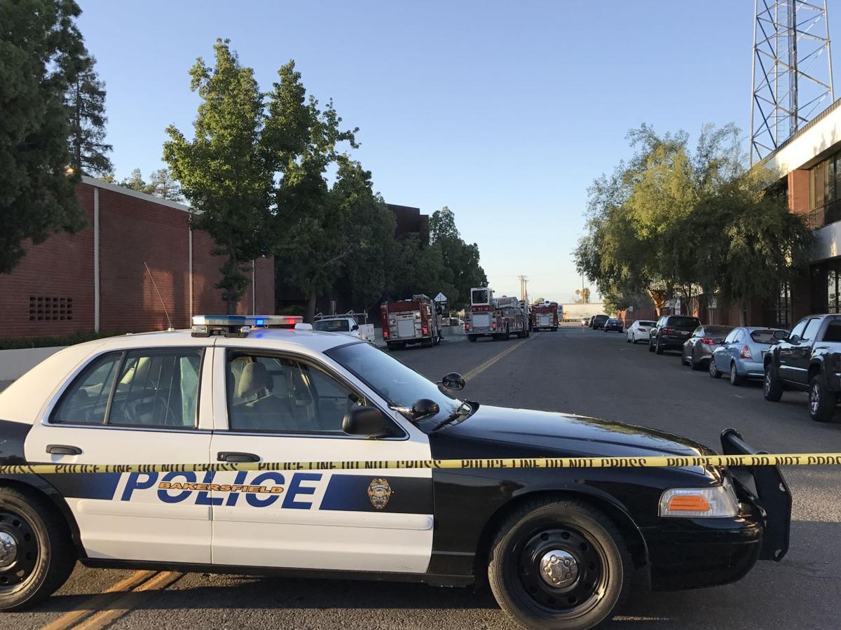 Bomb Squad And Hazmat Team Called To Suspicious Vehicle In