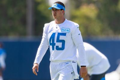 2020 Chargers Training Camp