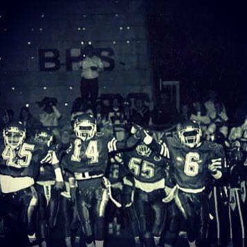 1989 BHS football