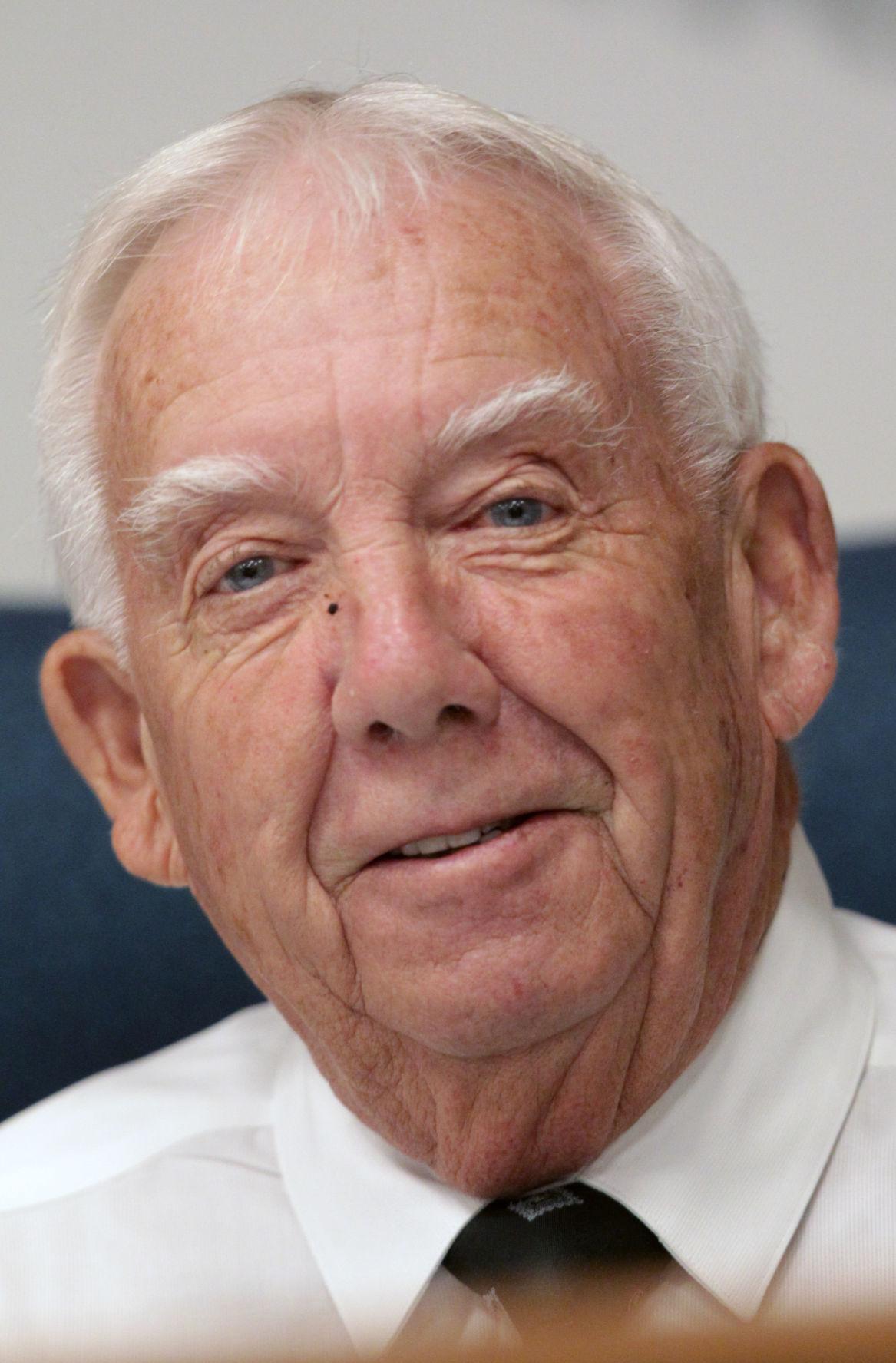 Vice Mayor Harold Hanson